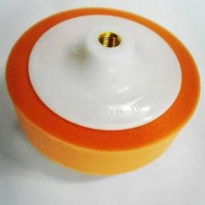 6 inch Sponge Polish Wheel Pad With arbor hole M14