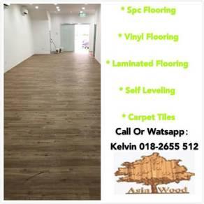 Laminate Flooring / Vinyl / SPC -H474