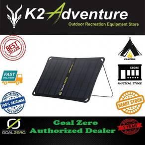 GOAL ZERO NOMAD 10 SOLAR PANEL (100% Authentic)