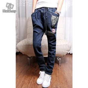 Slim Jeans long pants British Style Jeans replay