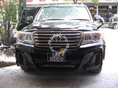 Toyota land cruiser bodykit