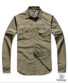 Columbia Quick Dry Shirt