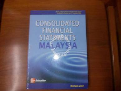 Consolidated Financial Statements Malaysia