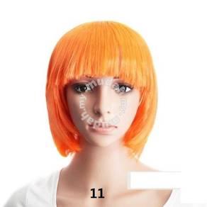 Cosplay Multicolor Bobo Short Wig - LSC1 (11)