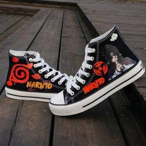 Anime Canvas Shoes -naruto