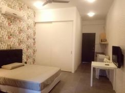 Empire Damansara studio corner facing green near MRT