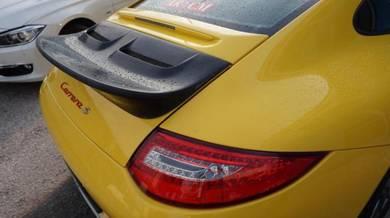 Porsche Carrera 997 997.2 Misha rear spoiler