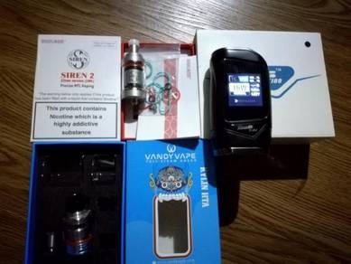 Vape mod and tank for sell