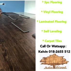Laminate Flooring / Vinyl / SPC -H466