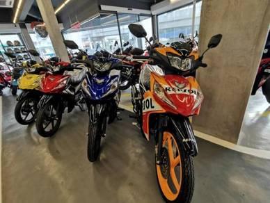 Honda dash v2 125cc new model 2020  depo