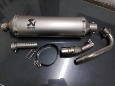 Ekzos exhaust yamaha xmax 250 XMAX 300 full system