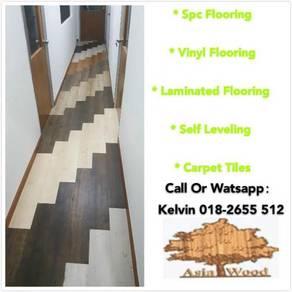 Laminate Flooring / Vinyl / SPC -H471