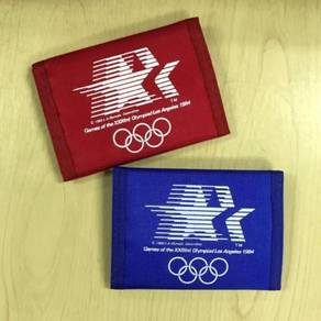 Olympic wallet USA Los Angeles 1984