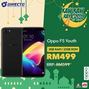 OPPO F5 Youth (3GB RAM| 32GB ROM | 6