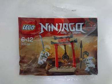 LEGO Ninjago polybag 30530 WU-CRU Target Training