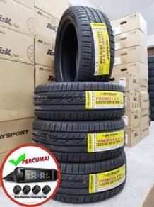 Offer Tayar 225/50 R18 Dunlop Tyre Formula D05