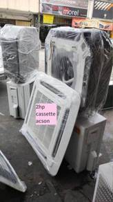 Aircond cassette type tip top air con i