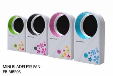 Mini bladeless fan