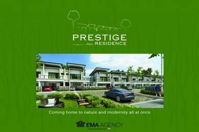 Prestige residence,Double Storey menggatal