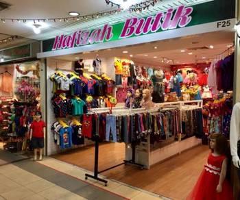 Kedai Eastern Plaza Tawau untuk jual