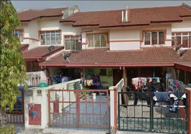 2 Units Town House, Taman Bayu Permai, Rawang