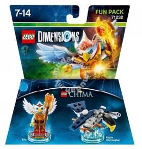 LEGO Dimensions 71232 Eris With Eagle Interceptor