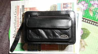 Clutch Bag Genova Leather Bundle