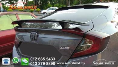 Honda Civic FC SI Spoiler With Paint