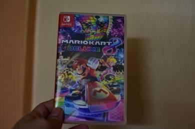 NinTendo Switch Mario Kart 8 Deluxe used