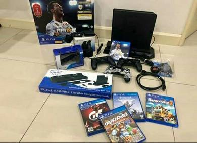 Ps4 fifa special edition combo