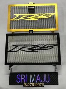 Yamaha R25 Radiator Net alloy cnc
