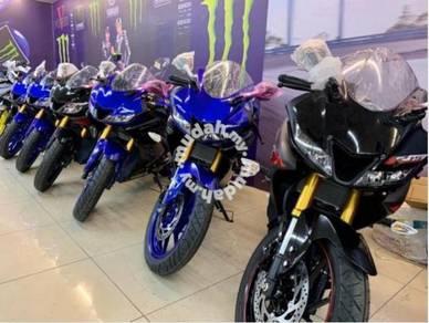 Yamaha R15 ( PROMOTION ) Low Deposit