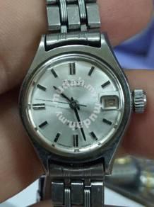 Vintage Seiko lady automatic watch