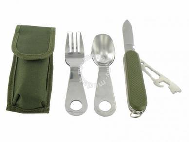 Aag camping spoon set