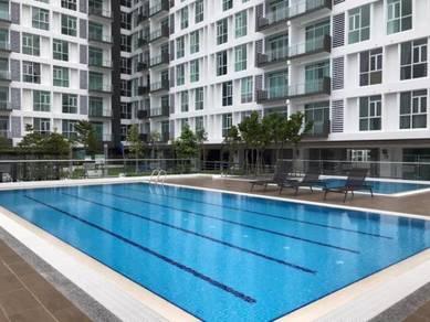 Corner New Unit TT3 Soho Apartment At Tabuan Tranquility Stutong