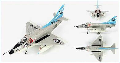 HM HA1428 D0uglas A-4C Skyhawk
