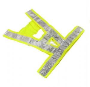 Safety vest v type
