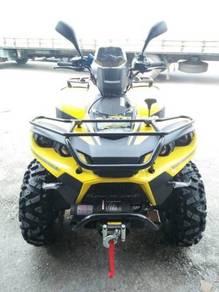 ATV Linhai YAMAHA 400cc motor new 4x4 Selangor