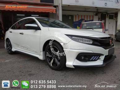 Honda Civic FC 2017 2018 Bodykit With Paint