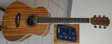 Mentreel Acoustic Electric Guitar 36Inch M1E