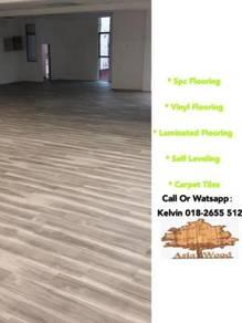 Laminate Flooring / Vinyl / SPC -H462