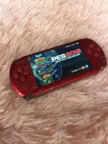 Sony psp 3k red