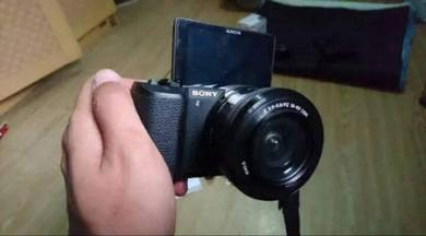 Sony a5100 urgent