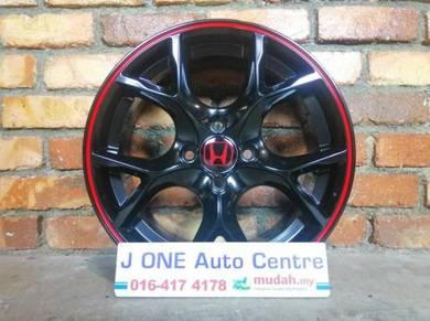 TYPE R wheels 16inc CITY JAZZ CIVIC EK EG myvi