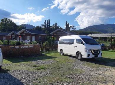 Sabah Holiday Van