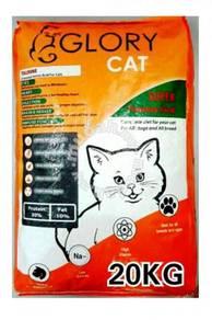 GLORY CAT Cat Food 20kg