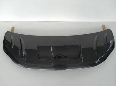 Toyota Vellfire ANG20 Carbon Bonnet Hood Rojam