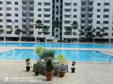 For rent fully furnished condo kelana putri petaling jaya