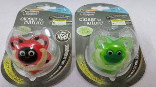 Tommee Tippee Silocone Pacifier