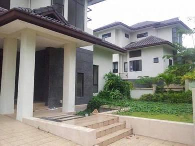 SPACIOUS 3 Storey Bungalow House Persiaran Bukit Melawati KL